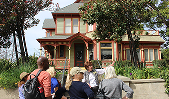 Guided Walking Tours by Claremont Heritage